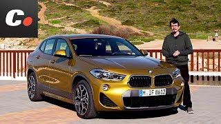BMW X2 2018 SUV | Primera Prueba / Test / Review en español | coches.net