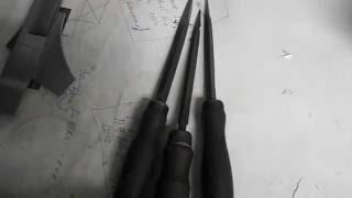 забытый инструмент шабер
