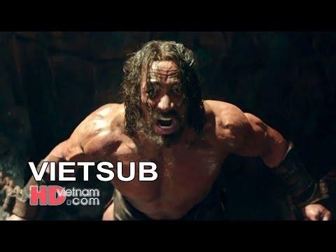 HERCULES (Anh Hùng Héc-Quyn) - Trailer 3 (2014) (Vietsub)