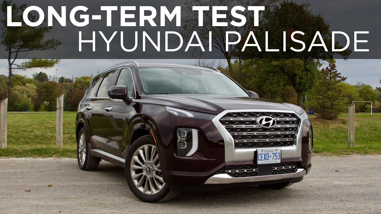 2020 Hyundai Palisade | Long-Term Test Introduction | SUV Review | Driving.ca