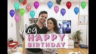 וולוג יום הולדת לדורון | ❤ מסיבת הפתעה בבית (Shiran in LA)