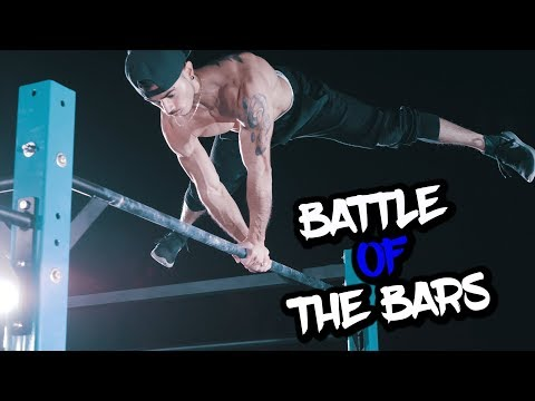 BATTLE OF THE BARS 26 DUBAI |  ERYC VS IKHWAN *FULL CALISTHENICS EVENT*