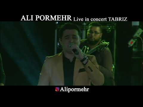 Ali Pormehr - Bir Nəfər - Təbriz Konserti (Official Video)
