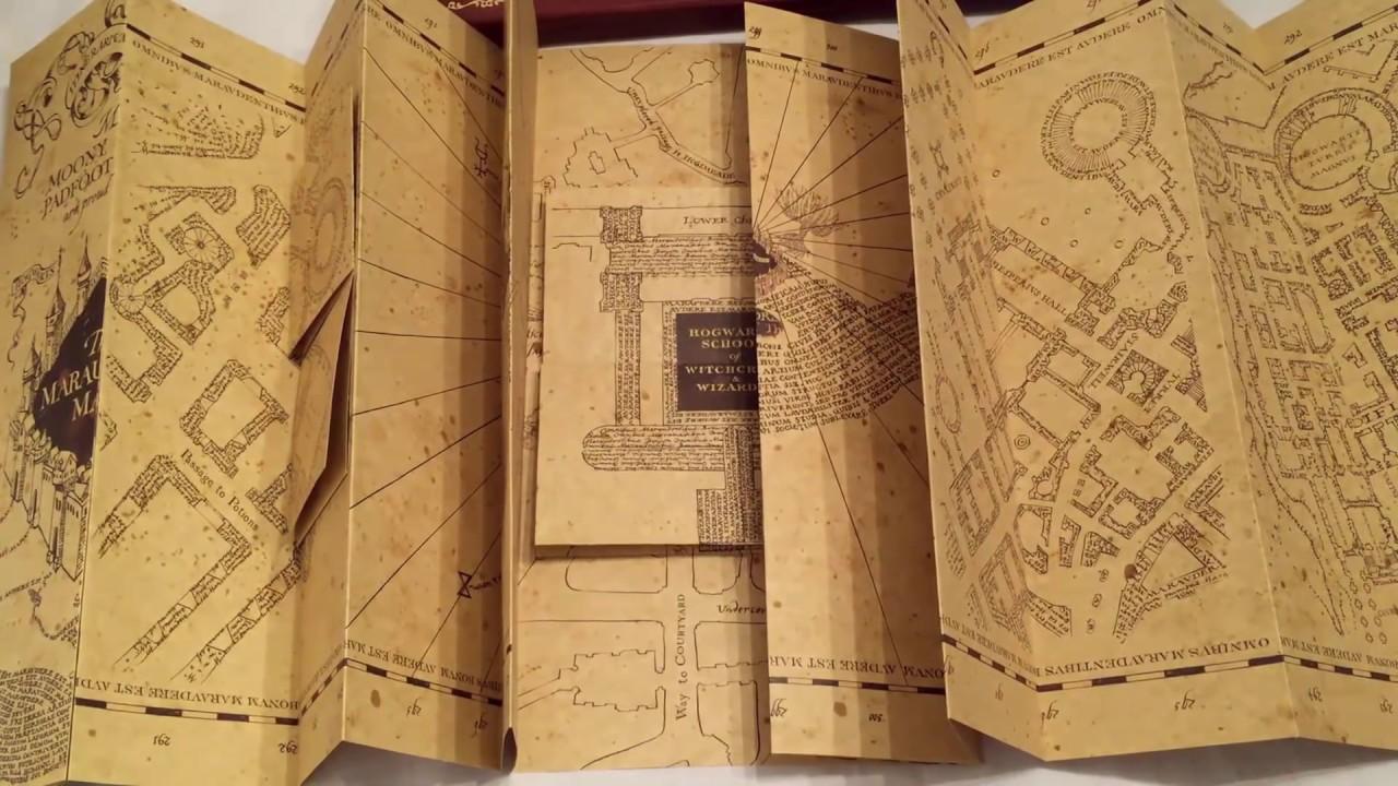 Harry Potter Karte Des Rumtreibers Spruch.25 Frisch Die Karte Des Rumtreibers Drucken