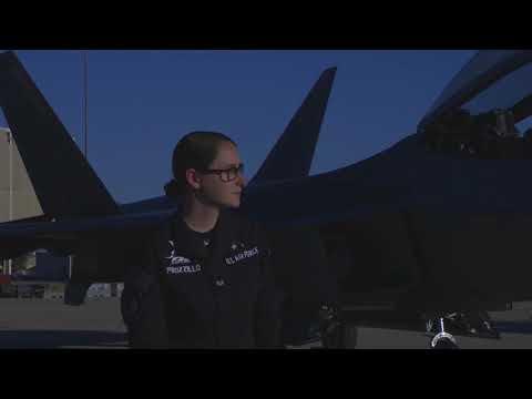 DFN: 2018 F-22 Raptor Demo Team Media Kit, TUCSON, AZ, UNITED STATES, 03.26.2018