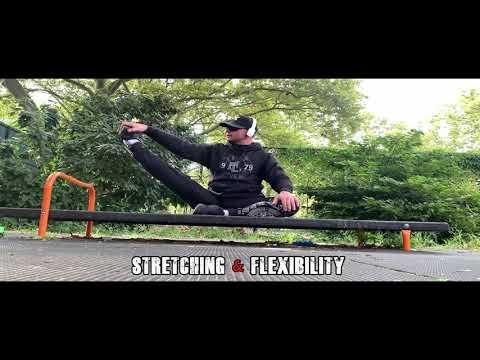 Stretching Motivation Alex Lee Training System