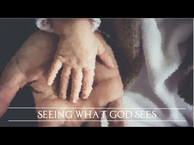 Seeing what God sees - Bishop Philip Richardson: a reflection on prayer
