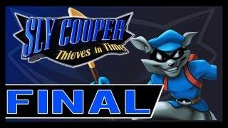 Sly Cooper: Viajantes do Tempo Detonado - ★37 - Todos Reunidos - FINAL