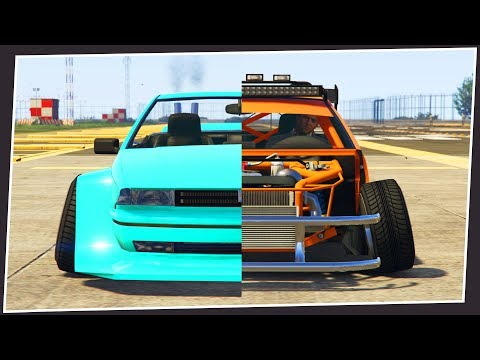 AMAZING DETAILED NEW VERSION OF THIS GTA 5 CAR! thumbnail