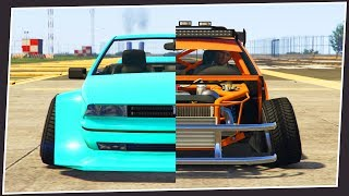 AMAZING DETAILED NEW VERSION OF THIS GTA 5 CAR!