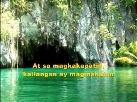 FRANCIS MAGALONA -  Mga Kababayan Ko (with lyrics)