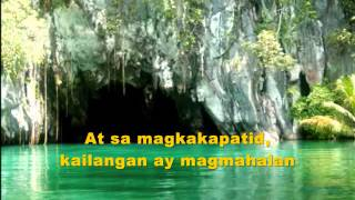 FRANCIS MAGALONA -  Mga Kababayan Ko (with lyrics)