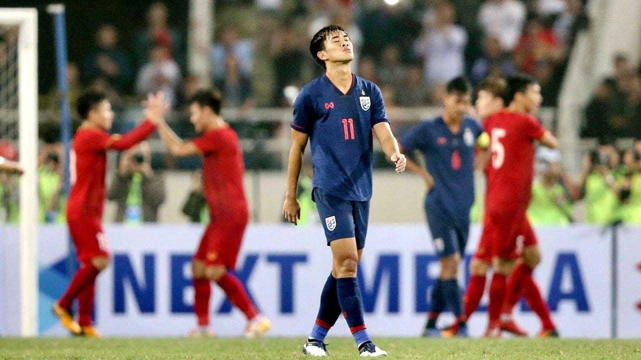 FULL | Việt Nam 4-0 Thái Lan | Vòng Loại U23 Châu Á | Nỗi Nhục Khó Nuốt Nhất Của Người Thái