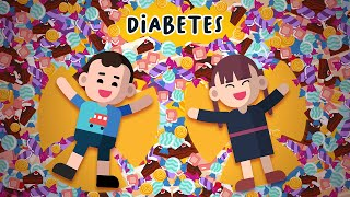 Faktor Penyebab Anak Terkena Diabetes Melitus Tipe 1.