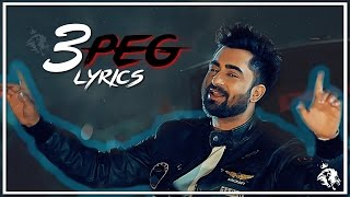 3 Peg | Sharry Mann | Lyrics | Mista Baaz  | Latest Punjabi Songs 2016 | Syco TM