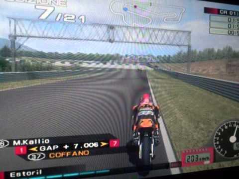 Moto Gp 04 Ps2 Gran Premio Estoril Nuovi Progetti