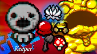 "TBoI: Afterbirth + "" Keeper VS Greedier Full RUN "" [Ep.08]"