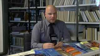 Презентация книги Дмитрия Карягина ''ЖЖизнь в Египте'' в Библиотеке ''Проспект''