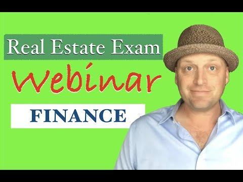 financing:-real-estate-exam-questions-&-explanations-webinar