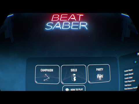 Beat Saber Eine einfache Einführung in dieses Spiel.