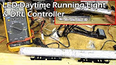 DRL Automatic Daytime Driving Light Diming Relay - Voltage