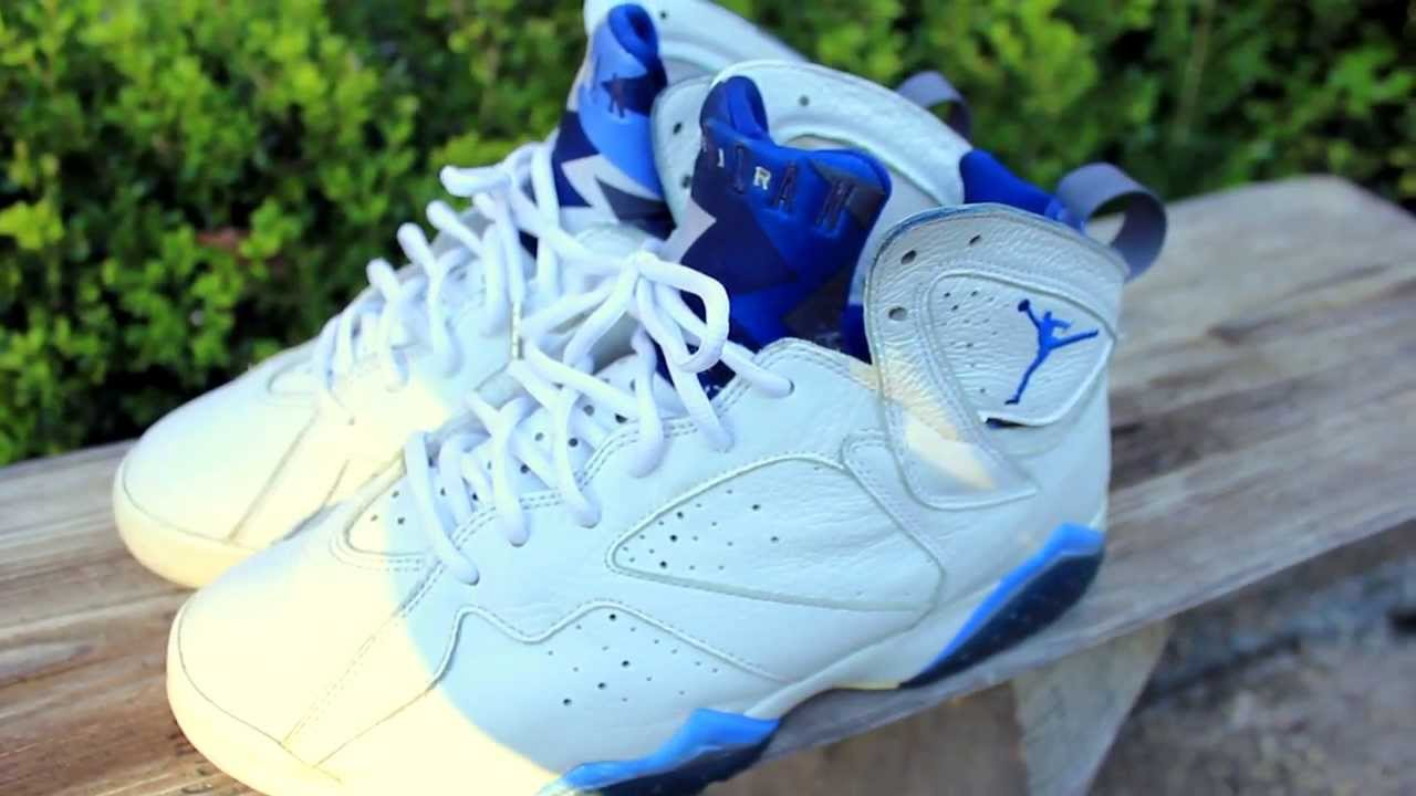07ee48a48357 French Blue 7 Review Onfoot !!! - YouTube