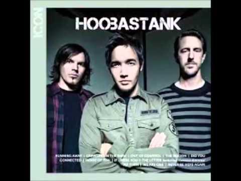 Hoobastank - The Letter (feat. Vanessa Amorosi)