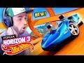 😍 EVERY BOY'S DREAM COME TRUE! 🚗💨 - Forza Horizon 3 (HOT WHEELS DLC)