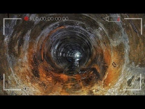 В этих тоннелях