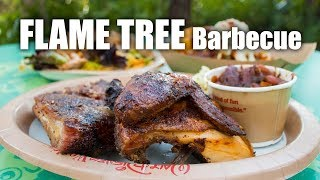 Disney Dining | Flame Tree Barbecue at Disney's Animal Kingdom (2019) | Walt Disney World