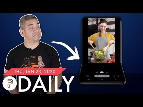 Samsung Galaxy Z Flip UI BETTER than the RAZR?!