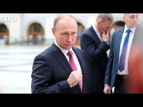Путин о выходке грузинского телеведущего