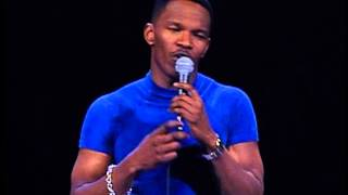 Jamie Foxx - I Usually Don't Do This (Stand Up Comedy) Part 1 thumbnail