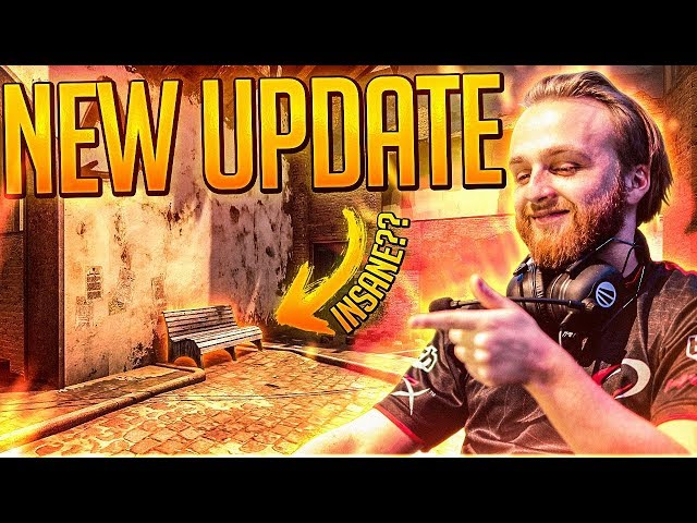 UPDATES TO MIRAGE, DUST2, CACHE, and TRAIN (FIRST IMPRESSIONS)