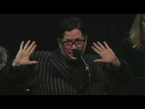 "Lea DeLaria ...is, ""Big Boo"""