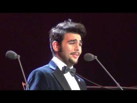 IL Volo - L'elisir d'amore: Una furtiva lagrima. Ignazio's solo. March 4, 2017