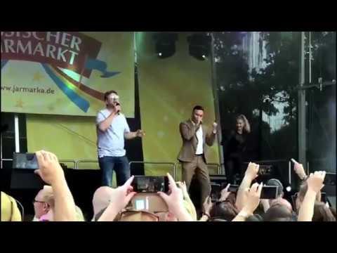 Король Лир & Нурлан Шулаков - Алга Казахстан !!! Русская Ярмарка в Германии