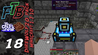 [FR]MineCraft - DireWolf20 - Solar Generator x64 - 18