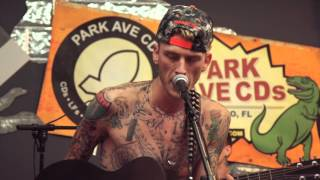 "Machine Gun Kelly- ""A Little More"" Live At Park Ave Cd's"