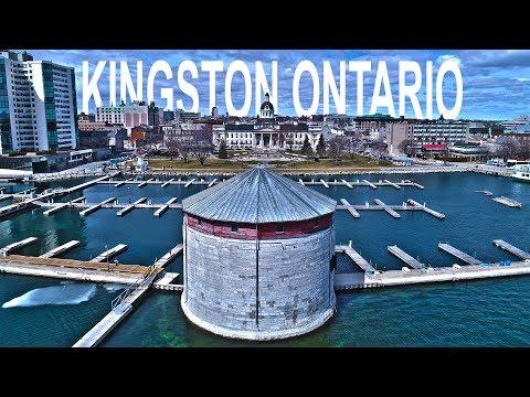 2018 Drone Montage - Kingston, Ontario W/ ORIGINAL KINGSTON SOUNDTRACK!