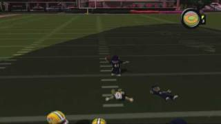 Backyard Football '10 HD Wii Trailer