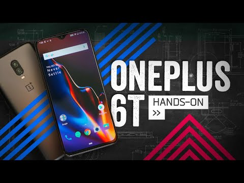 OnePlus 6T First Look: Android's Coolest Value Comes To America