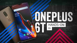 OnePlus 6T First Look: Android