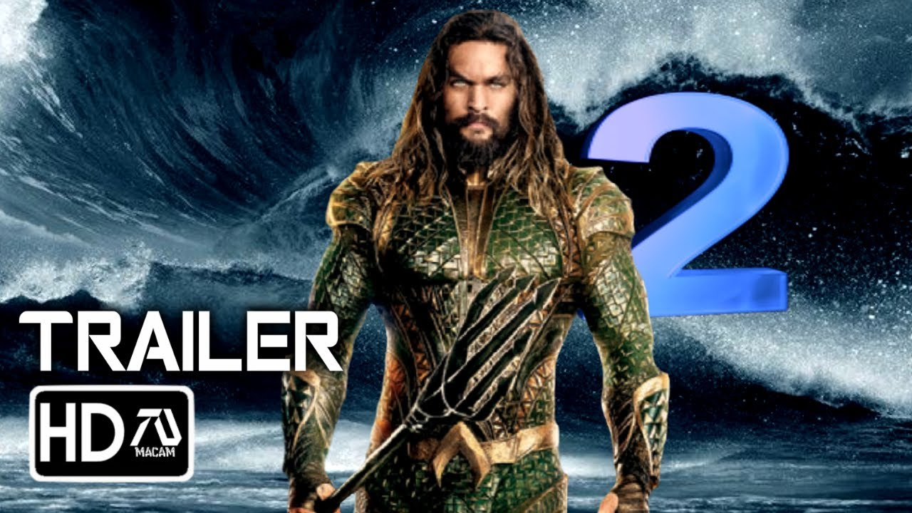 Download AQUAMAN 2 (2022) Teaser Trailer - Jason Momoa, Amber Heard (Fan Made)