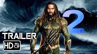 AQUAMAN 2 (2022) Teaser  - Jason Momoa, Amber Heard (Fan Made)