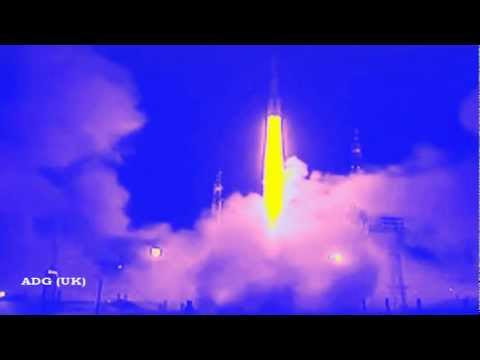 UFOs Involved In Russian Rocket Failure? 2012 HD