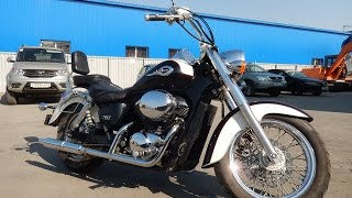 No  B7062 HONDA SHADOW 750(http://avtobest-moto.ru/m29274.html Отличная мототехника из Японии. Без пробега по России. http://avtobest-moto.ru/ Адрес: г.Новосибирс..., 2016-09-19T06:30:06.000Z)