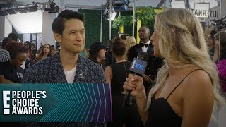 Harry Shum Jr. Is Having a Baby Girl | E! People's Choice Awards