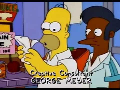 Homer Simpson - Woo-hoo!!! Cheap meat!!