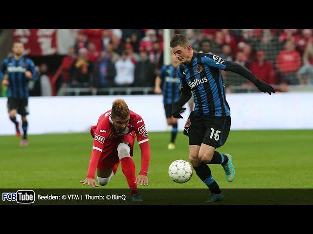 2012-2013 - Jupiler Pro League - 21. Standard - Club Brugge 1-3
